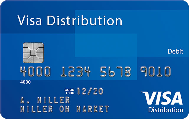 Visa Distribution