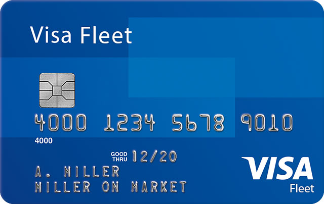 Visa Fleet Credit